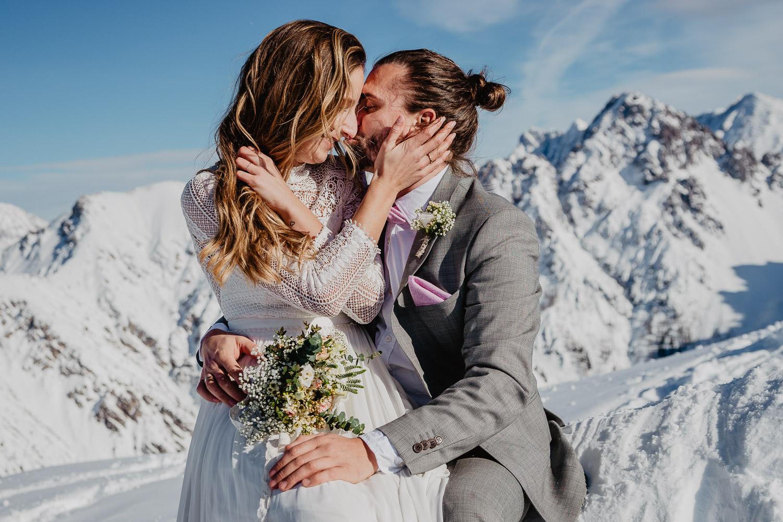 Hochzeitsfotograf Winterhochzeit Seefeld 13