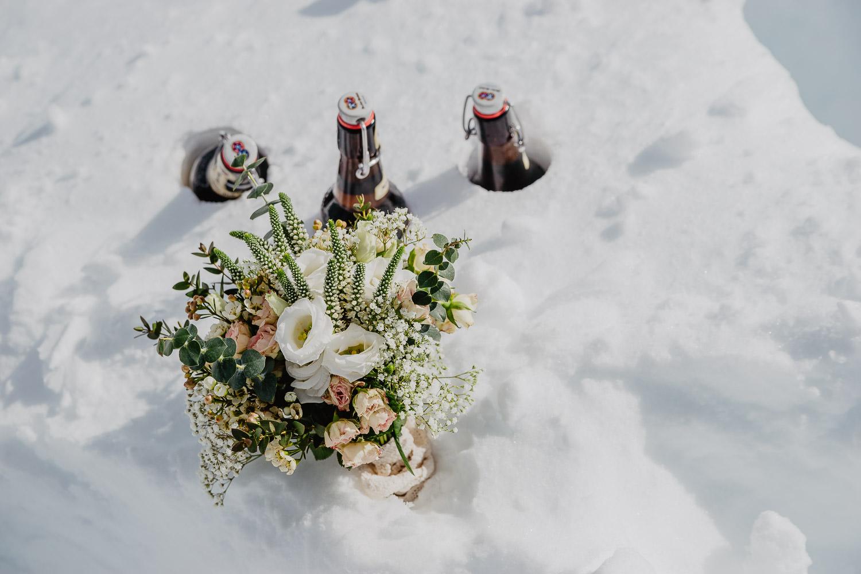 Hochzeitsfotograf Winterhochzeit Seefeld 3