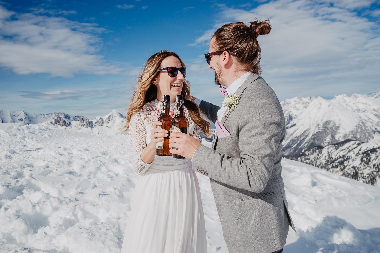 Hochzeitsfotograf Winterhochzeit Seefeld 4