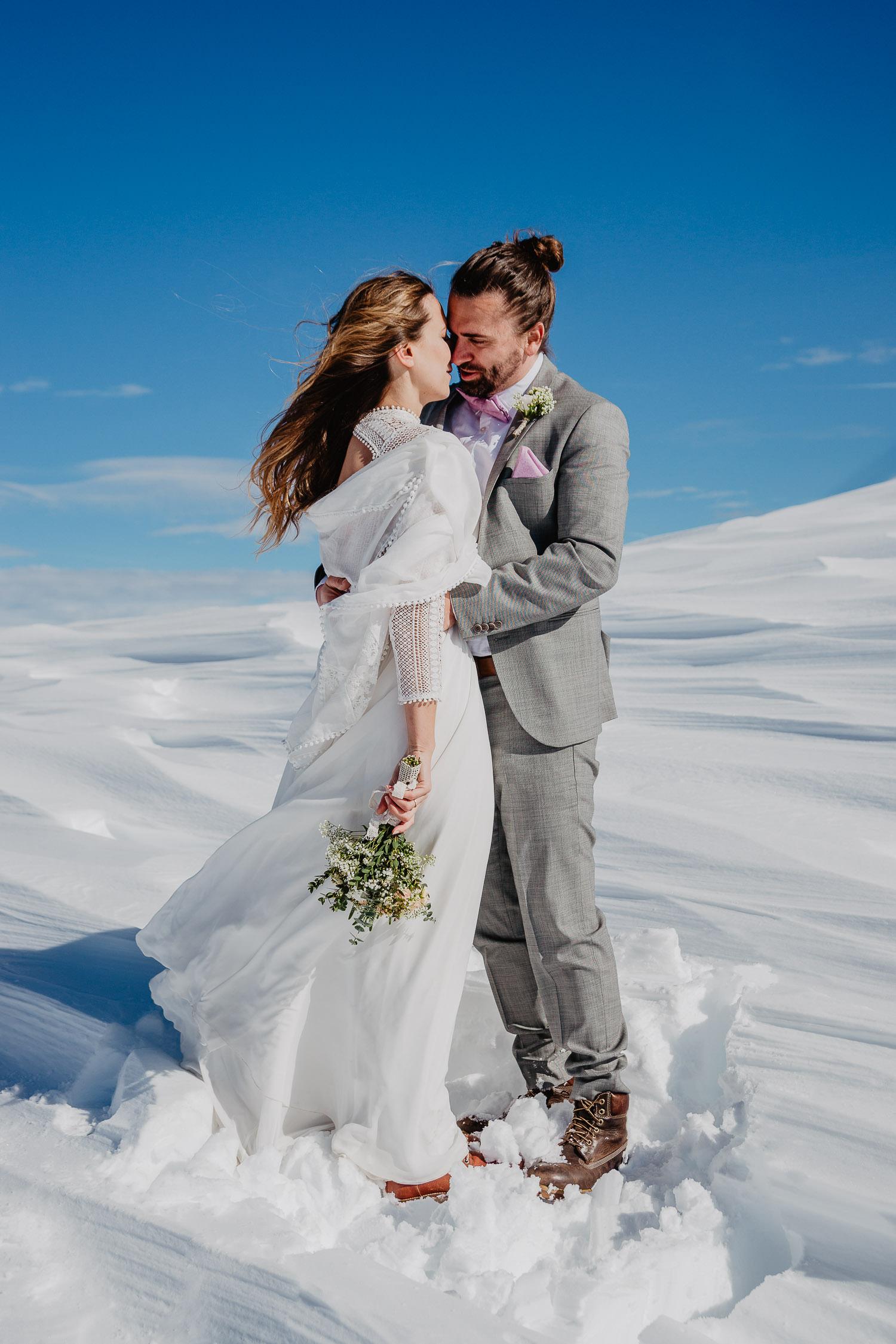 Hochzeitsfotograf Winterhochzeit Seefeld 5