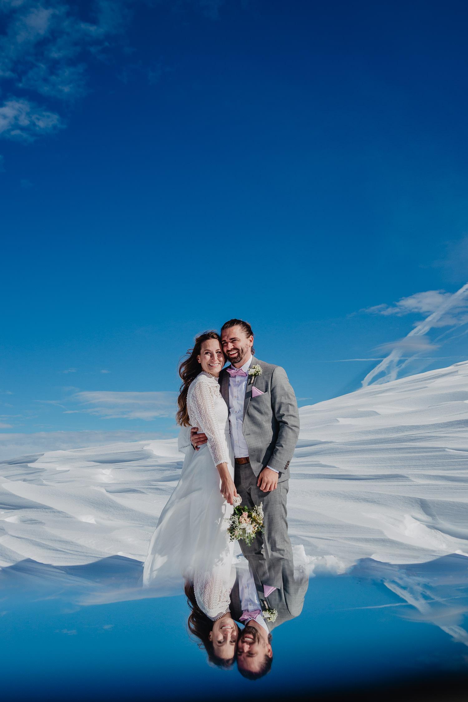 Hochzeitsfotograf Winterhochzeit Seefeld 6
