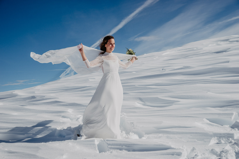 Hochzeitsfotograf Winterhochzeit Seefeld 9