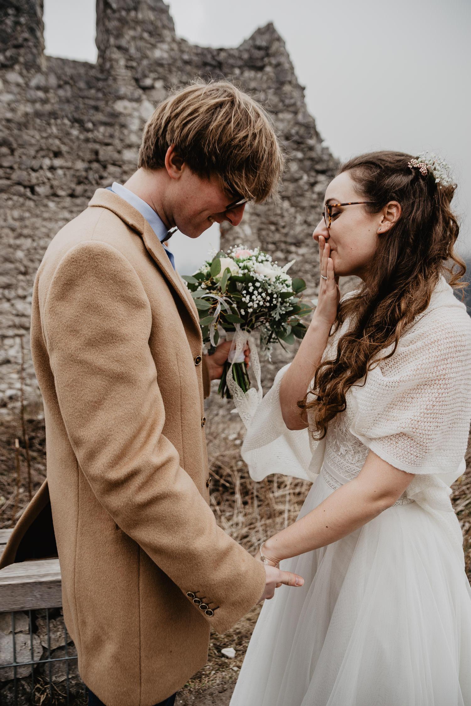 Hochzeitsfotograf Elopement Reutte Ehrenberg 20