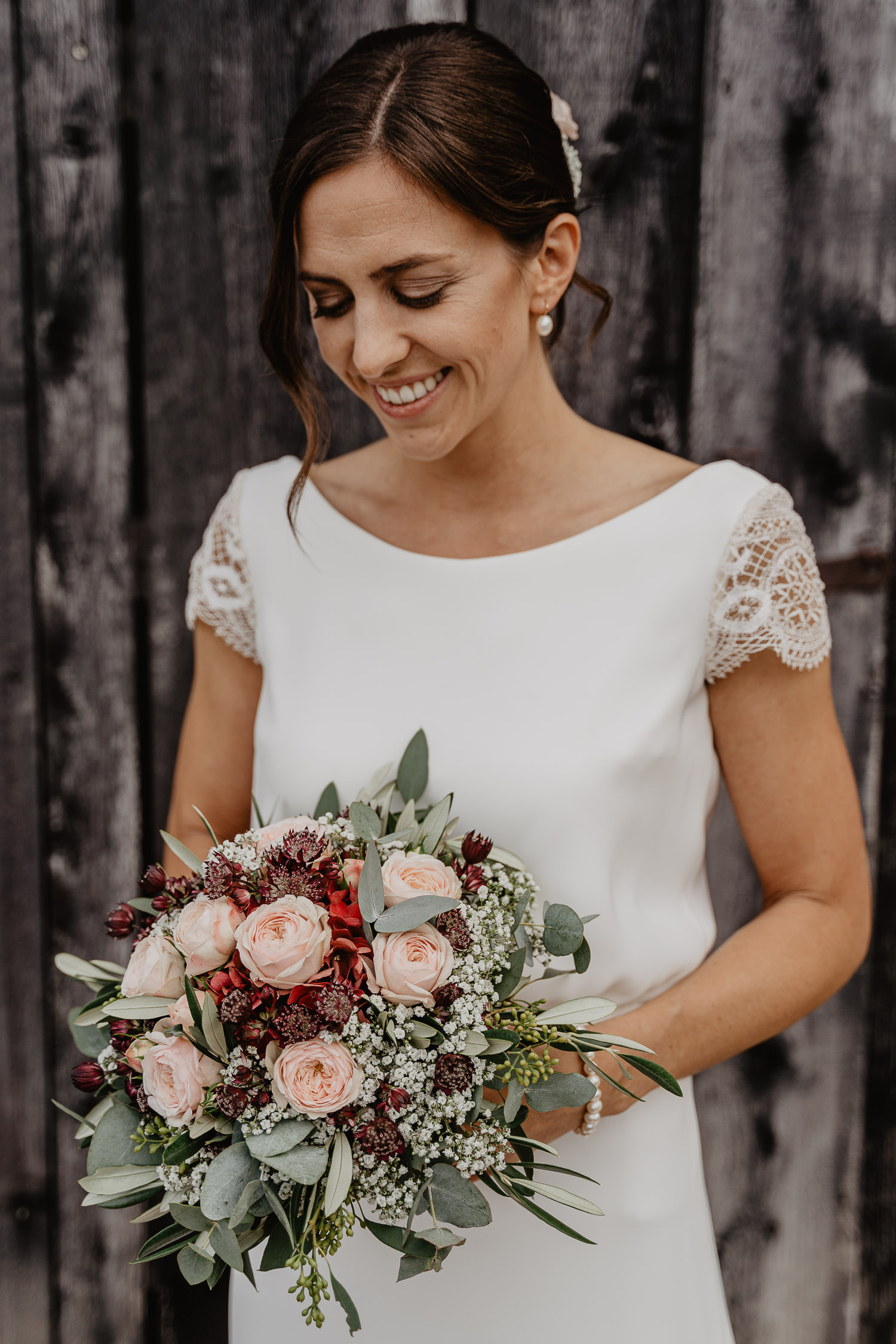 Hochzeitsfotograf Mutters Gartenhochzeit 9
